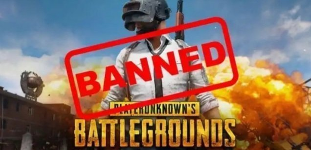 IS PUBG GETTING BANNED IN INDIA.