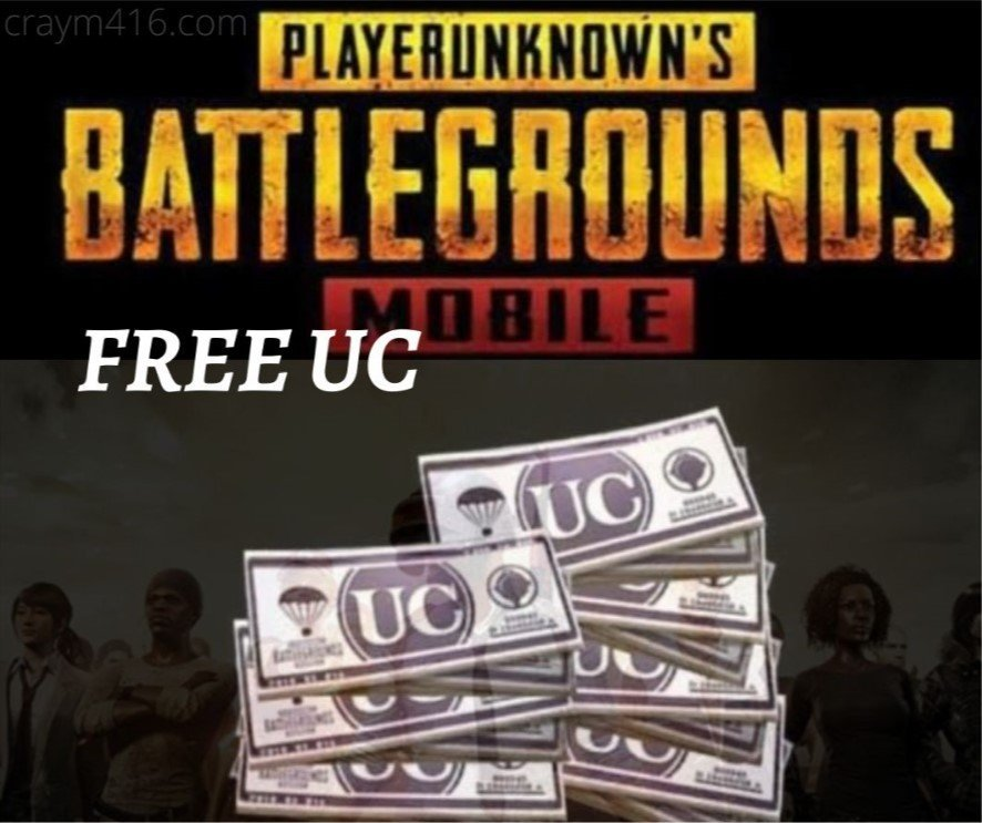How to Earn FREE UC in PUBG MOBILE?