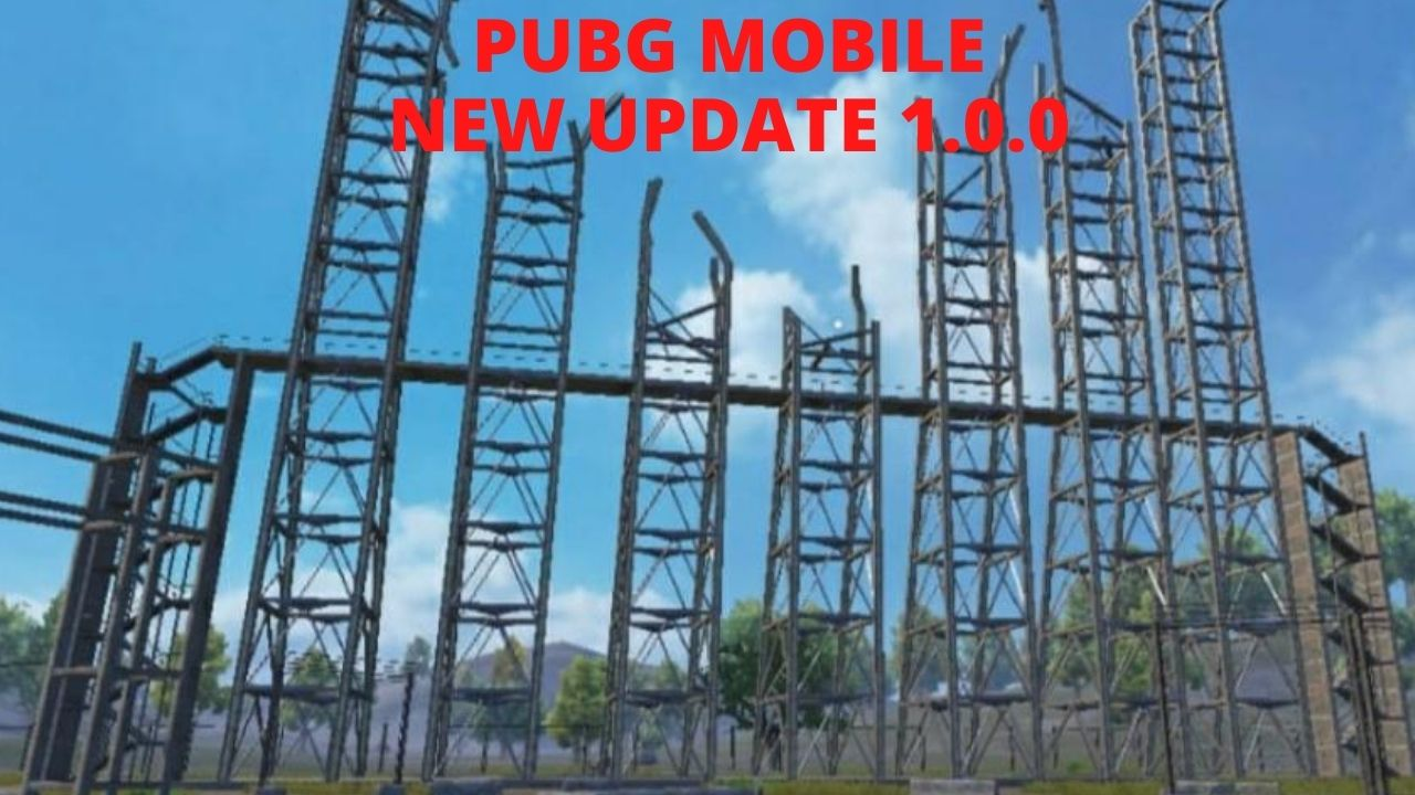 PUBG Mobile New Update Version 1.0.0.