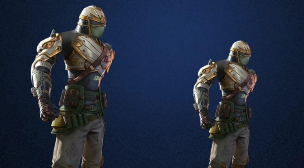 Samurai ops outfit