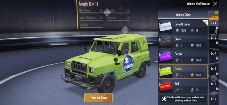 UAZ-green-color-pubg-mobile