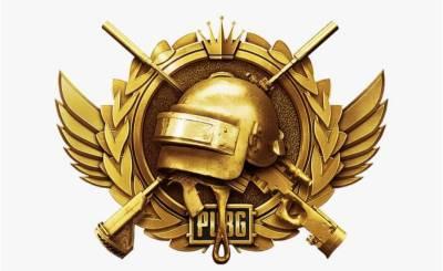conqueror pubg tittle logo