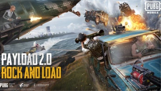Payload 2.0 is live on Pubg Mobile